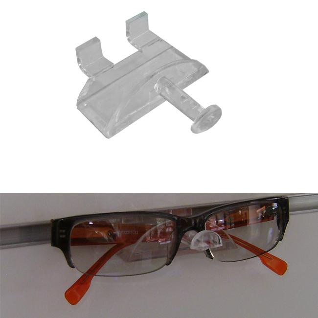 Porta occhiali chiuso plexi